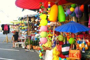 Umbrella Village Bo Sang
